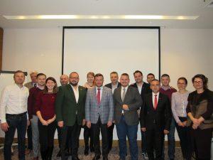Vizita Guvernatorului Rotary la clubul nostru