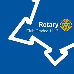 Logo Rotary Club Oradea 1113 - Rotary Golf Charity Cup